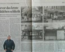 AM BÜDCHE im Kölner Stadt-Anzeiger