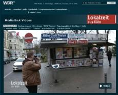 WDR Lokalzeit aus Köln | Der Kiosk-Fotograf