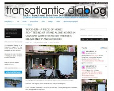 Transatlantic Diablog | Büdchen - A Piece of Home