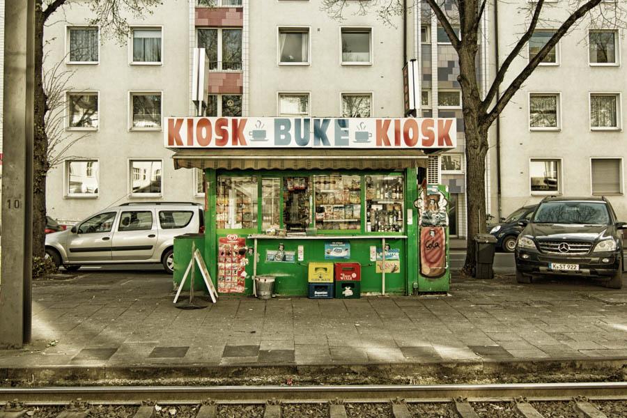 Kiosk Buke in Köln-Sülz