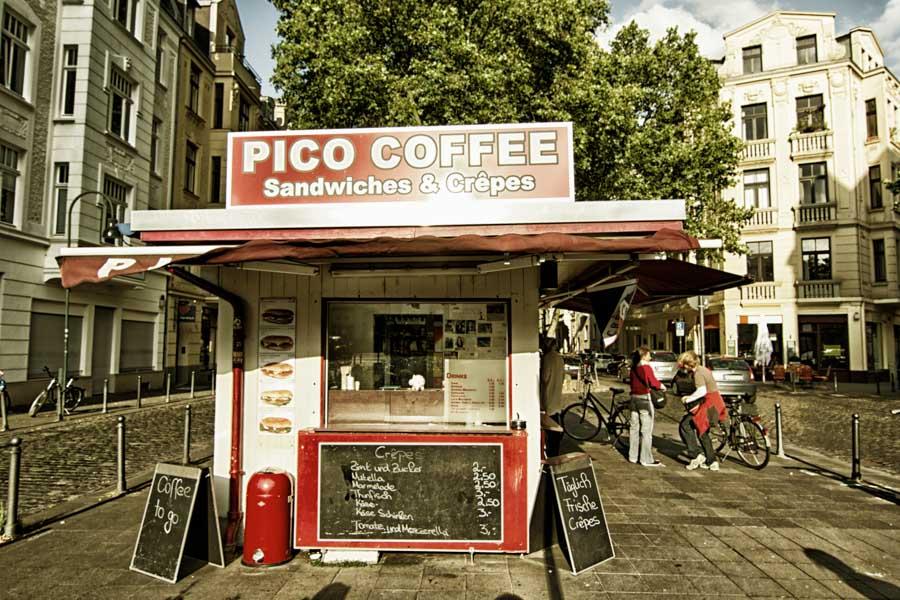 Pico Coffee im Agnesviertel