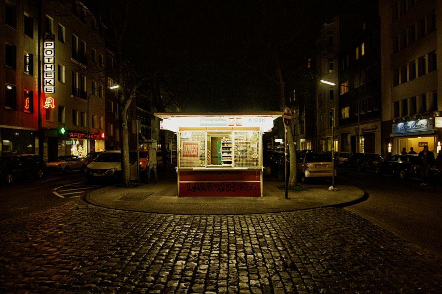 Kölns Kioske in der Übersicht