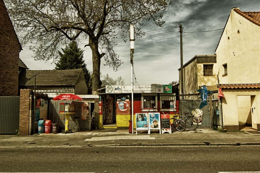 Kiosk Rondorf 'Die Letzte Hoffnung'